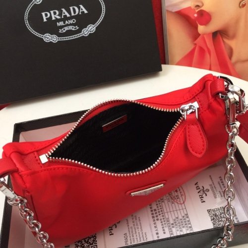 Replica Prada AAA Quality Messeger Bags For Women #829361 $68.00 USD for Wholesale