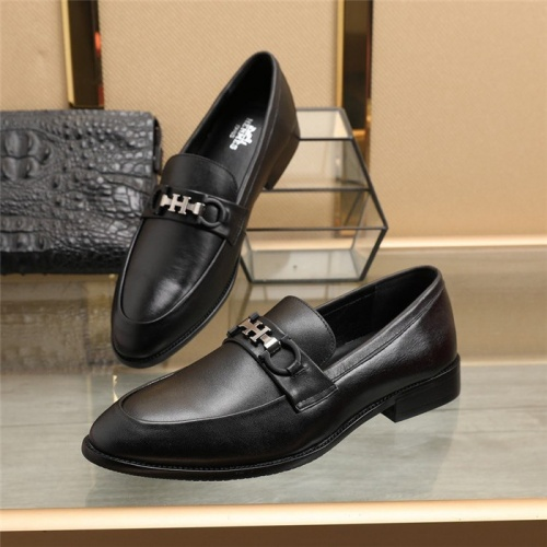 Hermes Leather Shoes For Men #829470