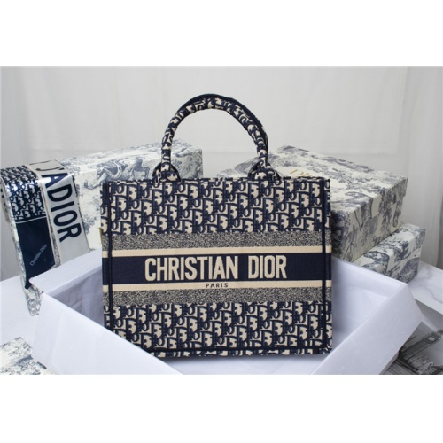 Christian Dior AAA Quality Tote-Handbags For Women #829497 $76.00, Wholesale Replica Christian Dior AAA Handbags
