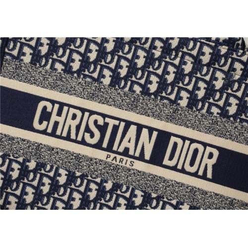 Replica Christian Dior AAA Quality Tote-Handbags For Women #829497 $76.00 USD for Wholesale