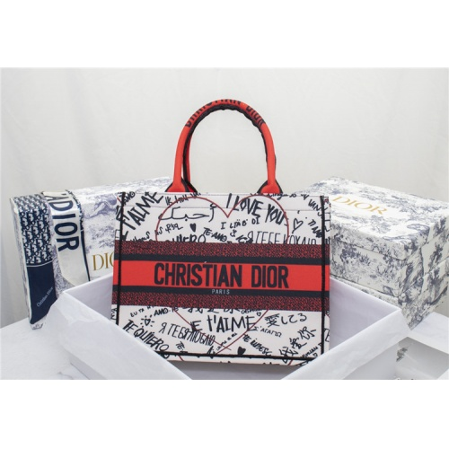 Christian Dior AAA Quality Tote-Handbags For Women #829498