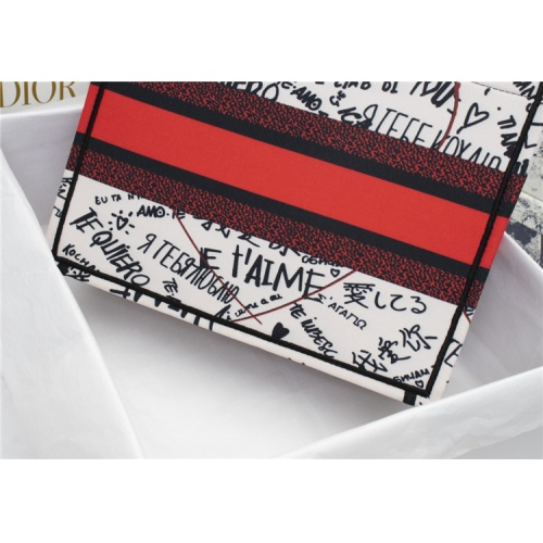 Replica Christian Dior AAA Quality Tote-Handbags For Women #829498 $76.00 USD for Wholesale