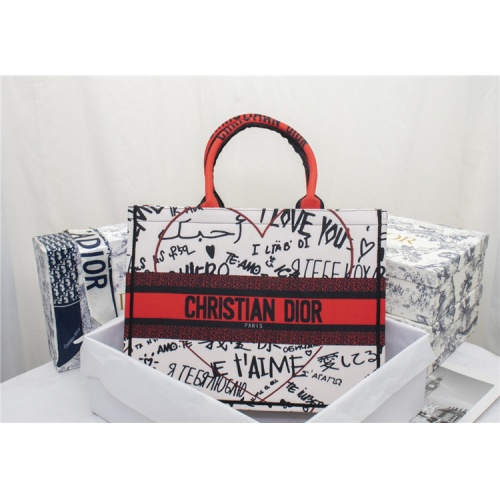 Christian Dior AAA Quality Tote-Handbags For Women #829501