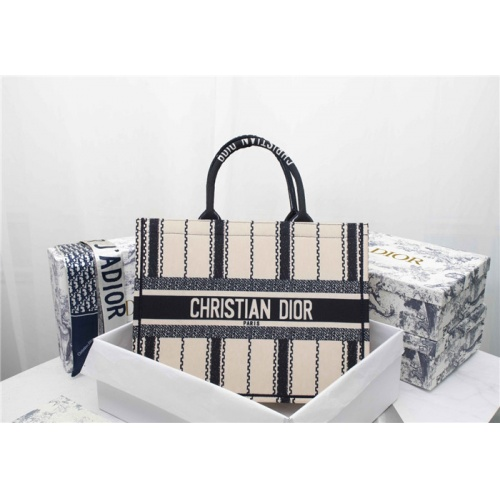 Christian Dior AAA Quality Tote-Handbags For Women #829502 $78.00, Wholesale Replica Christian Dior AAA Handbags