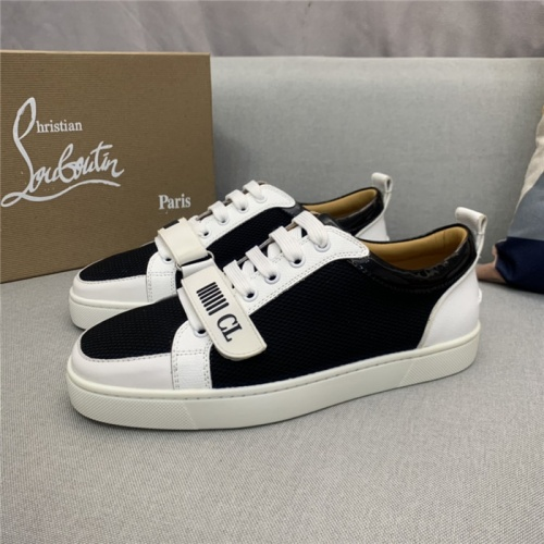 Christian Louboutin Casual Shoes For Men #829535 $89.00 USD, Wholesale Replica Christian Louboutin Fashion Shoes