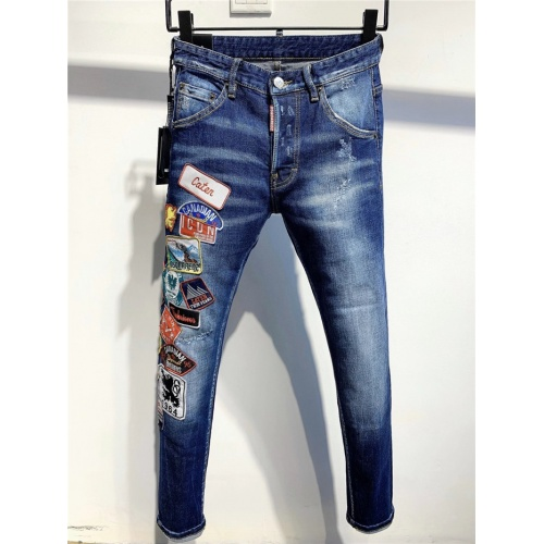 Dsquared Jeans Trousers For Men #829563