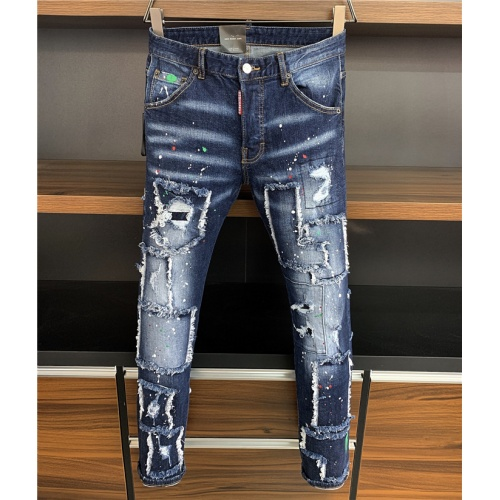 Dsquared Jeans Trousers For Men #829566
