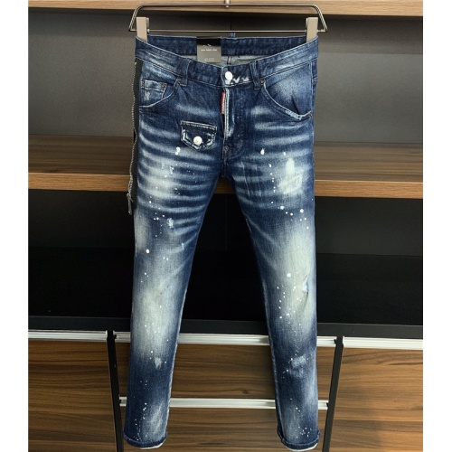 Dsquared Jeans Trousers For Men #829568