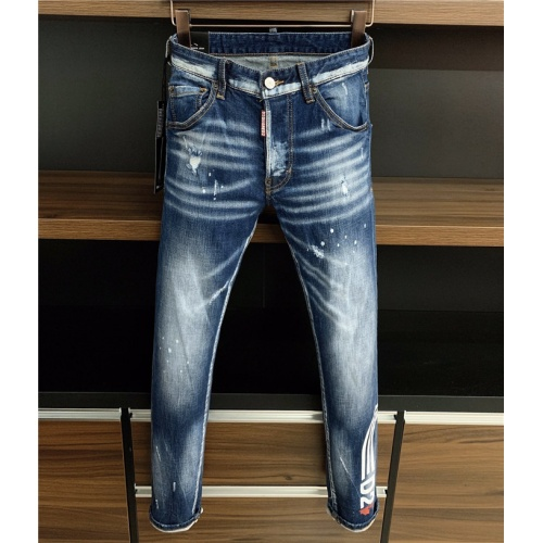 Dsquared Jeans Trousers For Men #829572