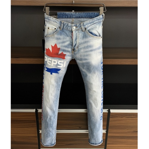 Dsquared Jeans Trousers For Men #829574