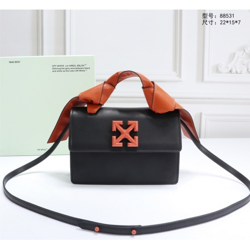 Off-White AAA Quality Messenger Bags For Women #829601
