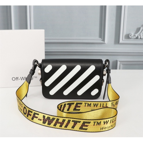 Off-White AAA Quality Messenger Bags For Women #829604