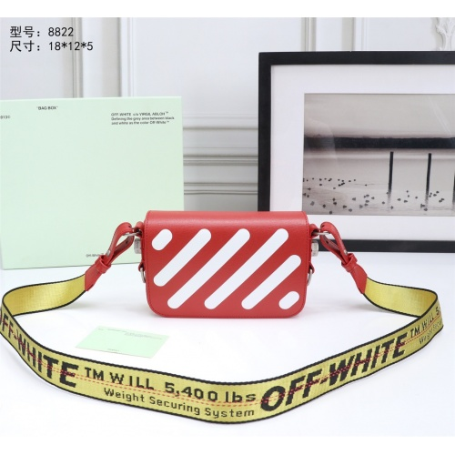 Off-White AAA Quality Messenger Bags For Women #829605
