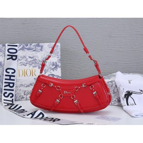 Christian Dior AAA Handbags For Women #829609 $115.00, Wholesale Replica Christian Dior AAA Handbags