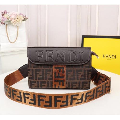 Fendi AAA Messenger Bags For Women #829614