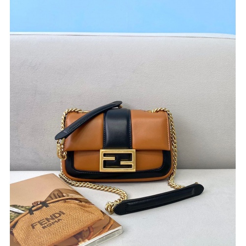 Fendi AAA Messenger Bags For Women #829616