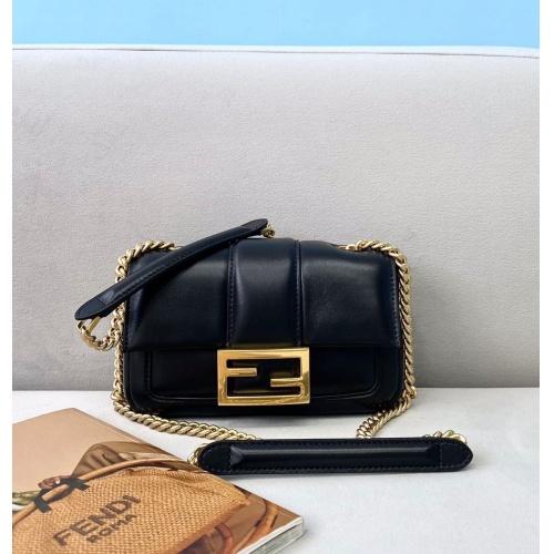 Fendi AAA Messenger Bags For Women #829617