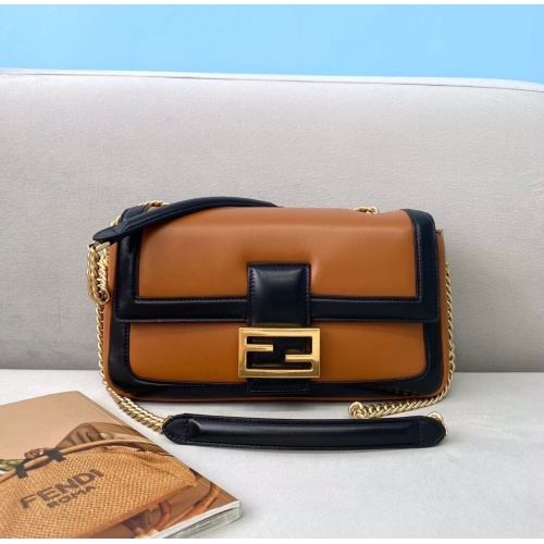 Fendi AAA Messenger Bags For Women #829619