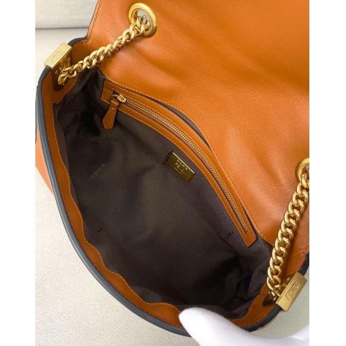 Replica Fendi AAA Messenger Bags For Women #829619 $108.00 USD for Wholesale