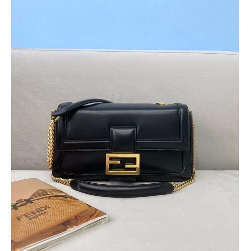 Fendi AAA Messenger Bags For Women #829620