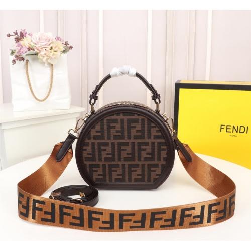 Fendi AAA Messenger Bags For Women #829621