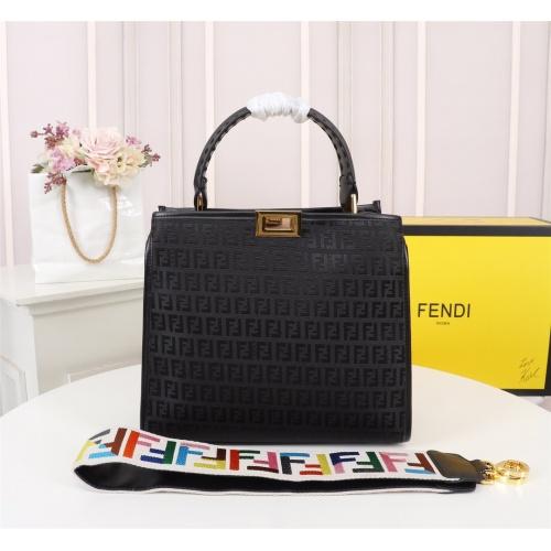 Fendi AAA Quality Handbags For Women #829624