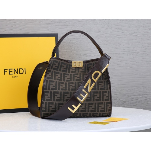 Fendi AAA Quality Handbags For Women #829631