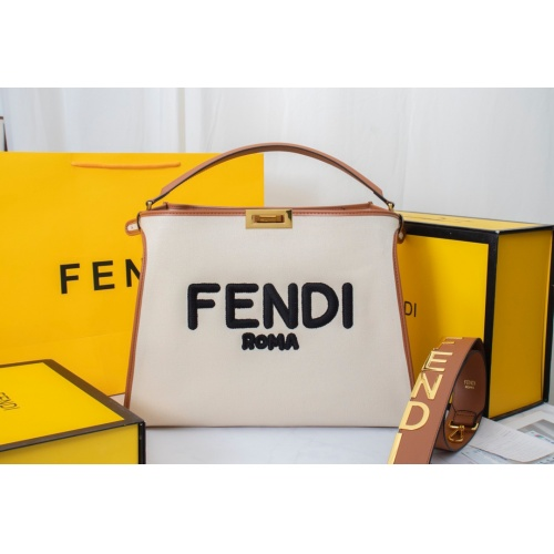 Fendi AAA Quality Handbags For Women #829632