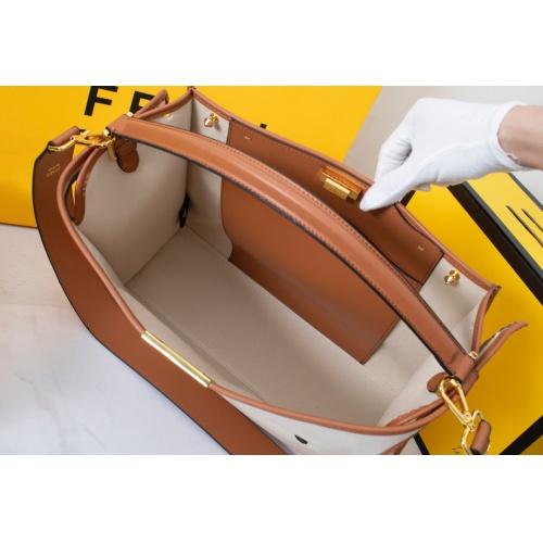 Replica Fendi AAA Quality Handbags For Women #829632 $125.00 USD for Wholesale
