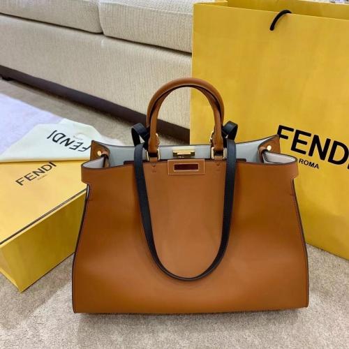 Fendi AAA Quality Handbags For Women #829635