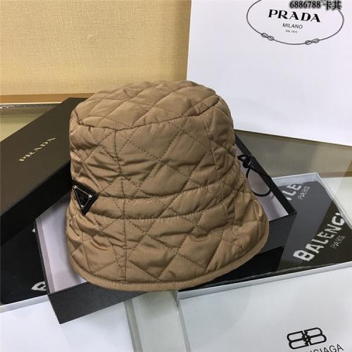 Replica Prada Caps #829649 $34.00 USD for Wholesale