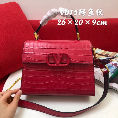 Valentino AAA Quality Messenger Bags For Women #829706