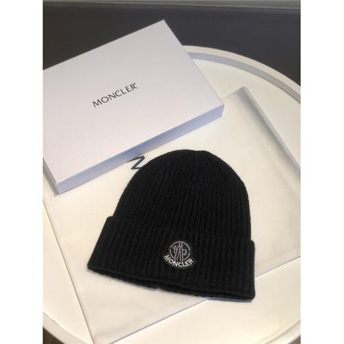 Moncler Woolen Hats #829715 $36.00, Wholesale Replica Moncler Caps