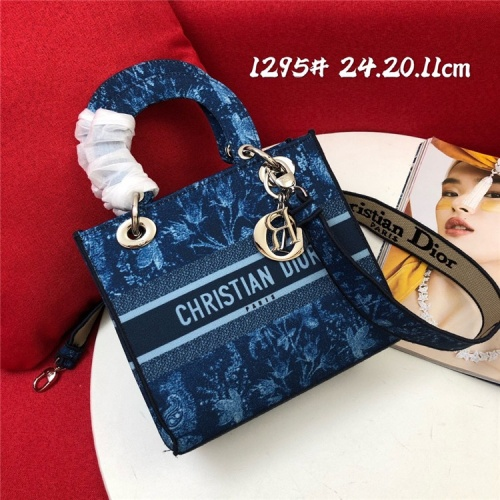 Christian Dior AAA Quality Handbags For Women #829793 $96.00, Wholesale Replica Christian Dior AAA Handbags