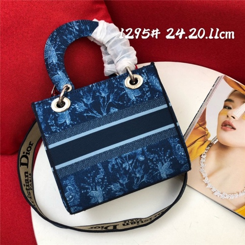 Replica Christian Dior AAA Quality Handbags For Women #829793 $96.00 USD for Wholesale