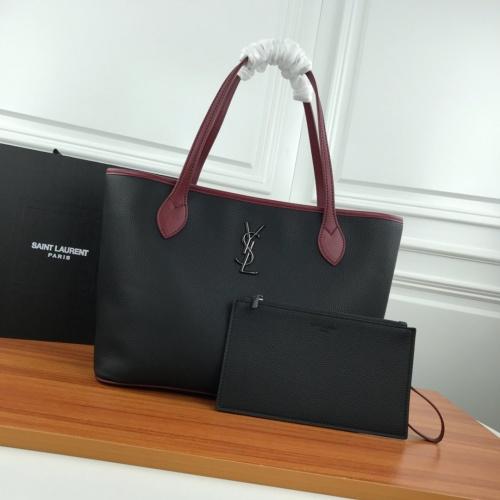 Yves Saint Laurent YSL AAA Quality Tote-Handbags For Women #829800