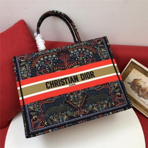 Christian Dior AAA Quality Tote-Handbags For Women #829836 $80.00, Wholesale Replica Christian Dior AAA Handbags