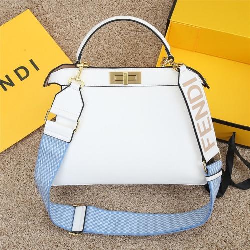Fendi AAA Quality Handbags For Women #829844