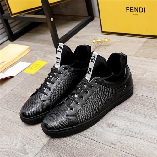 Fendi Casual Shoes For Men #829850
