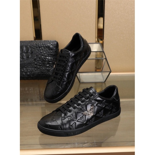 Armani Casual Shoes For Men #829902