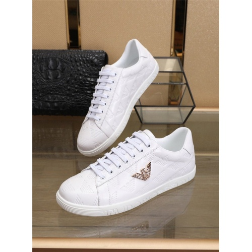 Armani Casual Shoes For Men #829903