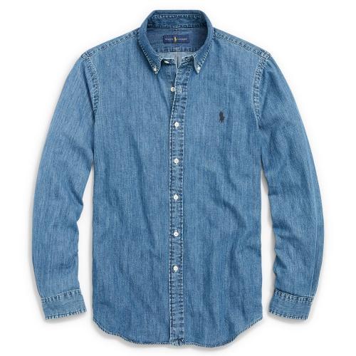 Ralph Lauren Polo Shirts Long Sleeved Polo For Men #830013 $39.00 USD, Wholesale Replica Ralph Lauren Polo Shirts