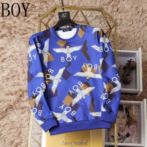 Boy London Hoodies Long Sleeved O-Neck For Men #830042