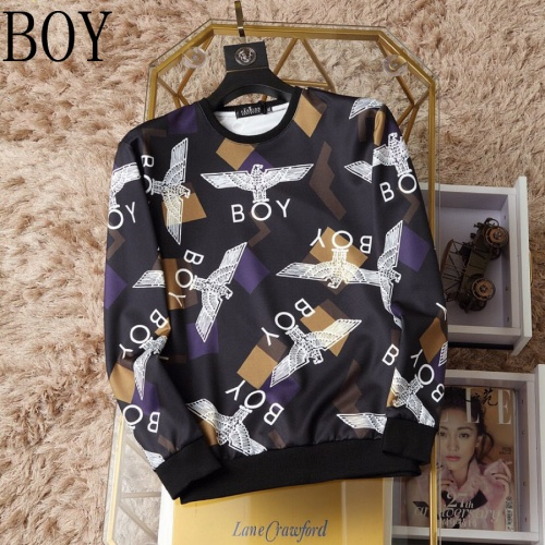 Boy London Hoodies Long Sleeved O-Neck For Men #830043