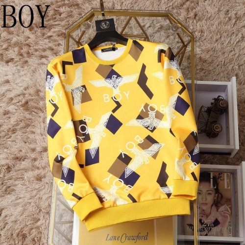 Boy London Hoodies Long Sleeved O-Neck For Men #830044