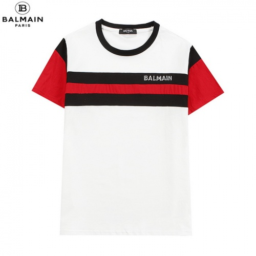 Balenciaga T-Shirts Short Sleeved O-Neck For Men #830099