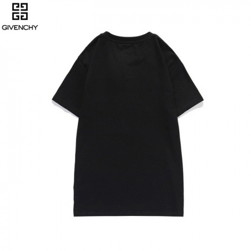Replica Givenchy T-Shirts Short Sleeved O-Neck For Men #830180 $27.00 USD for Wholesale