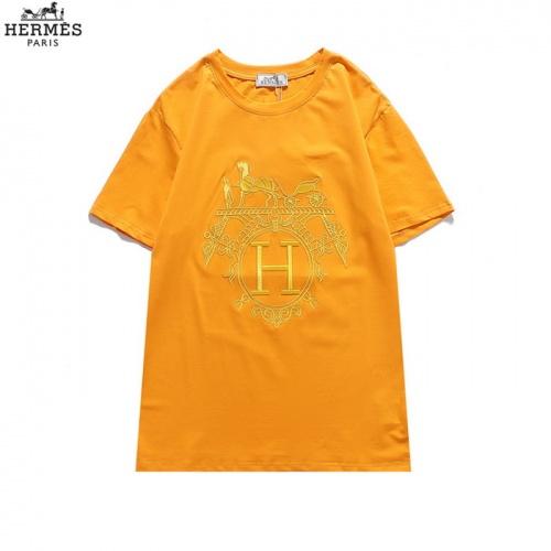 Hermes T-Shirts Short Sleeved O-Neck For Men #830250 $27.00 USD, Wholesale Replica Hermes T-Shirts