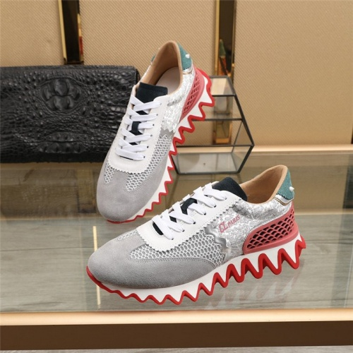 Christian Louboutin CL Casual Shoes For Men #830347