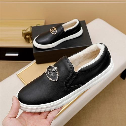 Prada Casual Shoes For Men #830508